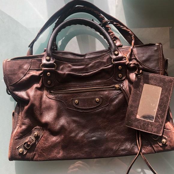 98750ea1ec Balenciaga Handbags - Balenciaga City Bag Medium